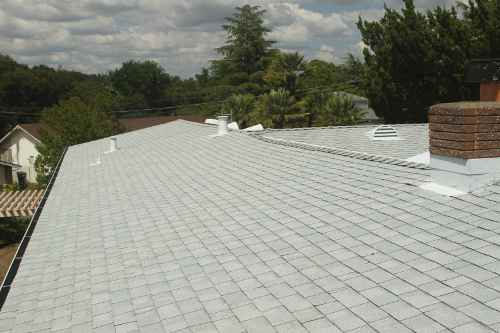 Energy Star Rated Cool Composition Roofing